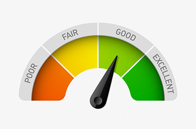 Relax — Your Credit Score May Be High Enough