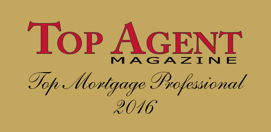 Top Agent Magazine Top Mortgage Professional 2016